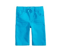 Epic Threads Toddlers Colored Denim Shorts, Blue Danube