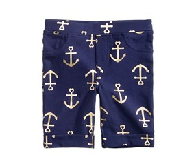 Epic Threads Anchor-Print Bermuda Shorts, Eclipse