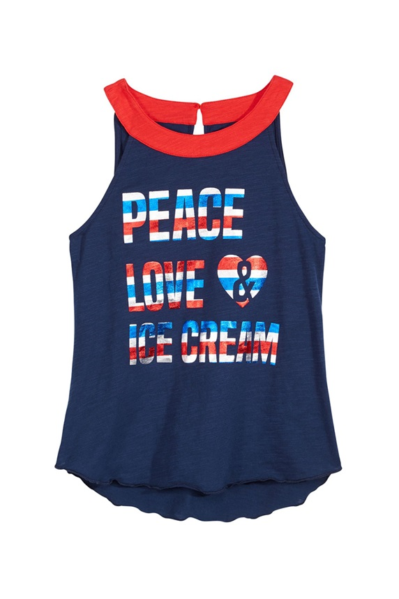 8df662253fe9 Epic Threads Graphic-Print Tank Top, Medieval Blue
