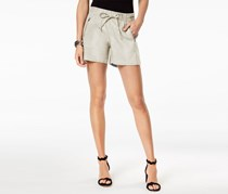 International Concepts Pull-On Drawstring Shorts, Toad Beige