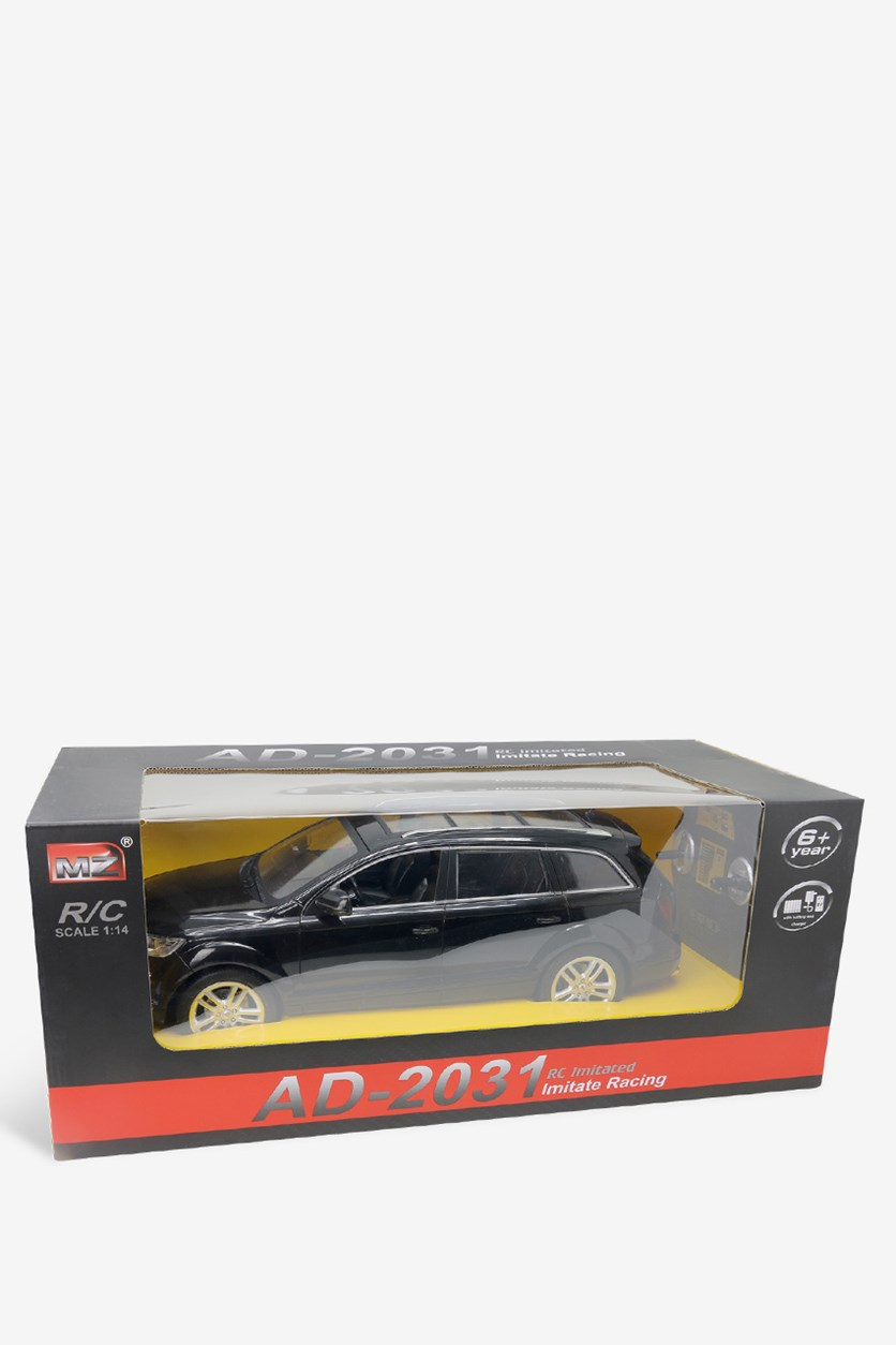 Mz Toy's Car R/C Audi, Black