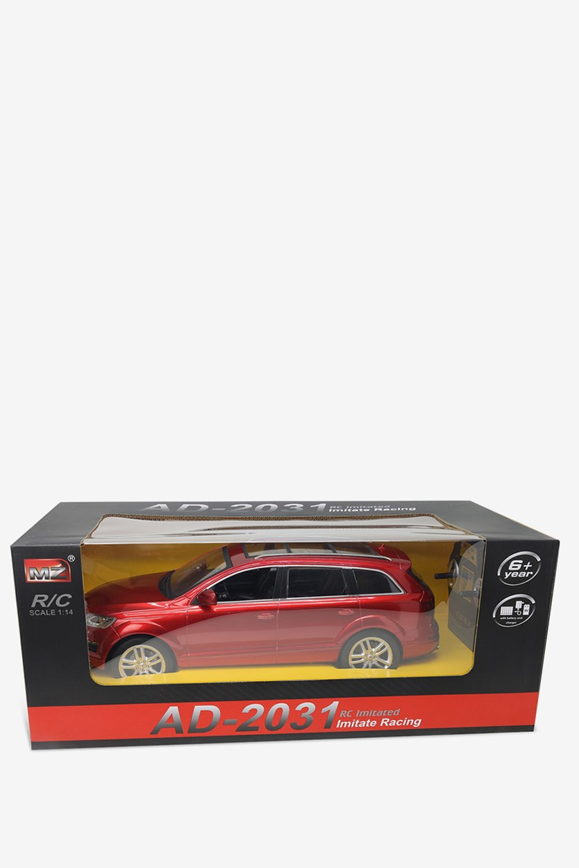 Mz Toy's Car R/C Audi, Red