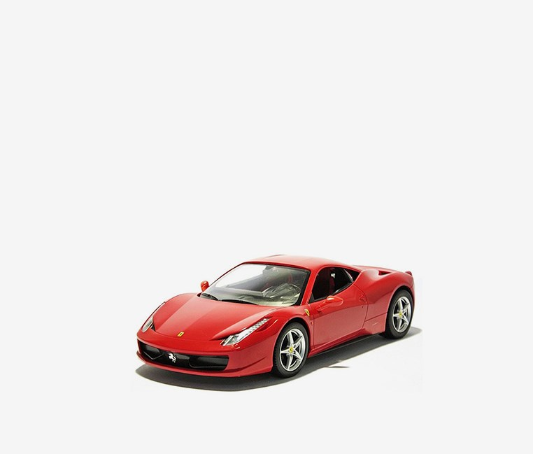 Ferrari 458 Italia Radio Remote Control Sports Car, Red