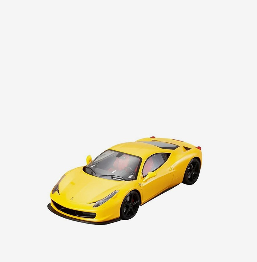 Ferrari 458 Italia Radio Remote Control Sports Car, Yellow