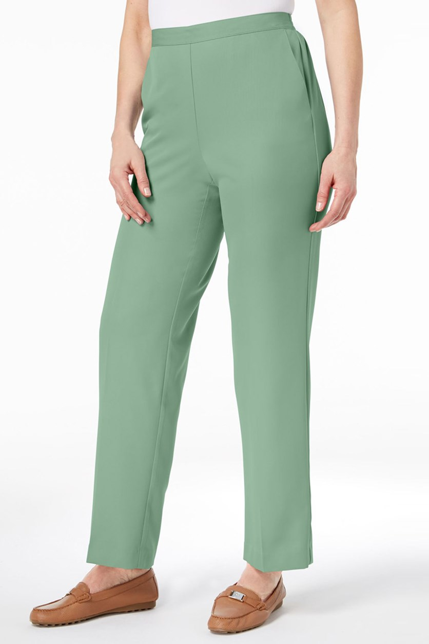 Daydreamer Pull-On Pants, Mint
