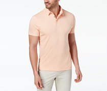 Alfani Men's Soft Touch Stretch Polo, Peachy Keen