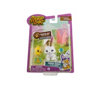 Animal Jam Sunny Bunny Pet Ducky Accessory, White