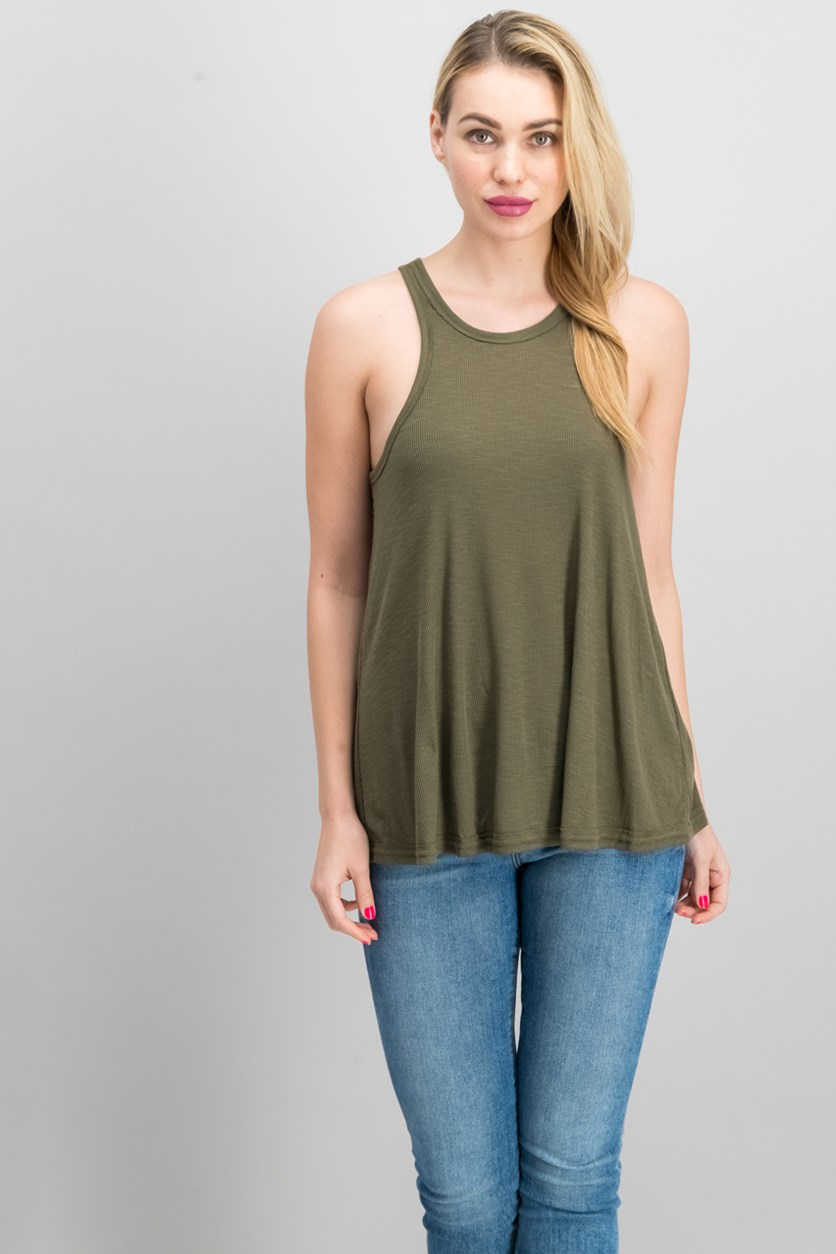 Women's Tank Top, Army