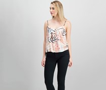 Guess Printed Pj Camisole, Cameo Rose