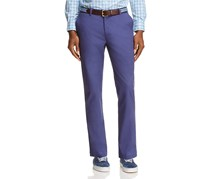 Vineyard Vines Breaker Flat Front Stretch Cotton Pants, Deep Cobalt