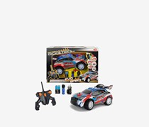 Dickie Toys Evo Spirit Remote Control Cars, Blue/Red