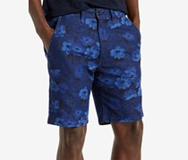 Levis Straight-Fit Chino Shorts, Rich Blue