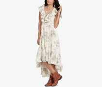 Denim & Supply Ralph Lauren Ruffled Dress, Rose Floral