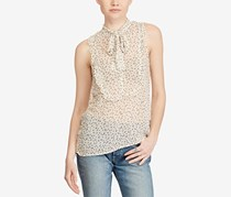 Denim & Supply Ralph Lauren Ruffled Top, Floral