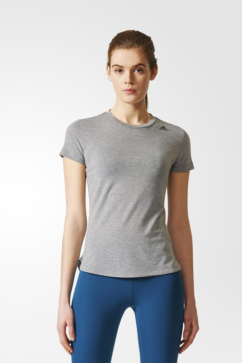 Women's Prime T-Shirt, Grey