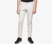 Calvin Klein Men's Pants, White