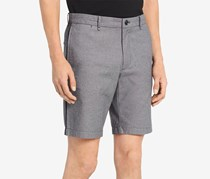 Calvin Klein Men's Birdseye Pique Shorts, Black
