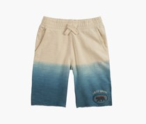Toddlers Ombre Pull On Short, Legion Blue