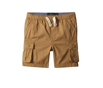 Lucky Brand Toddler Pull-On Cargo Woven Shorts, Kelp