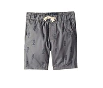 Lucky Brand Kids Pull-On Shorts Printed, Grey
