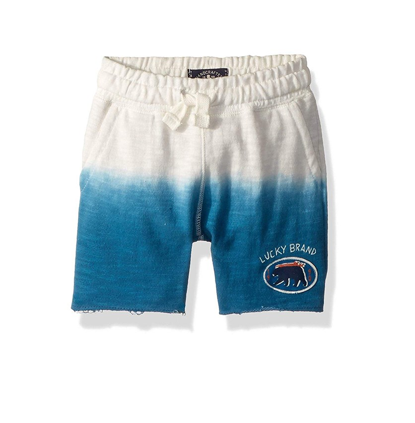 Boys Pull on Shorts, Legion Blue