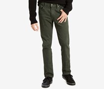 Levi's Men's 511 Slim Fit Jaspee Jeans, Green