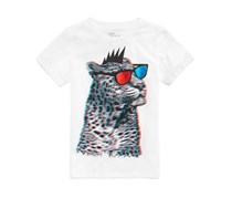 Epic Threads Toddlers Boy's Graphic-Print T-Shirt, White