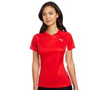 Puma Women's Top, Red/White