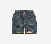 Levi's Baby Boys' Knit Denim Shorts, Navy