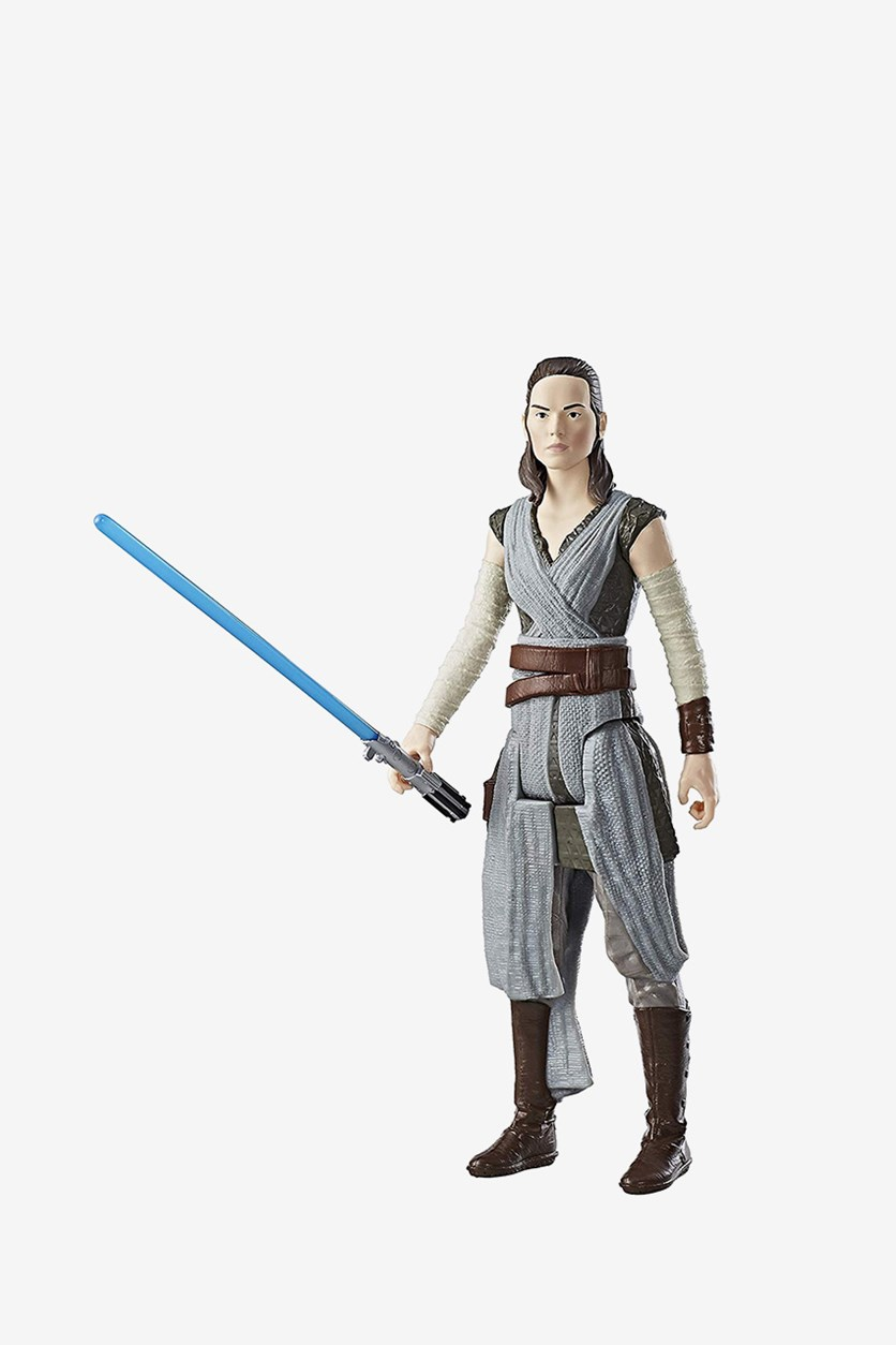 The Last Jedi Rey Jedi Training Figure, Grey
