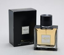 Men's Romantic Perfume, Black
