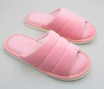 Women's Anti-Slip Cotton Slippers,Pink