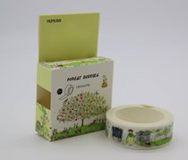 Washi Tape, White