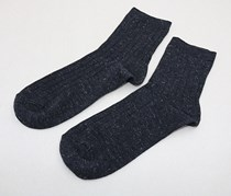 Women's Sock's 2pc, Navy