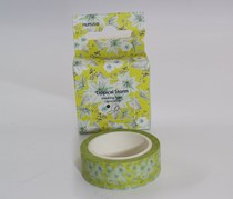 Tropical Storm Masking Tape, Yellow