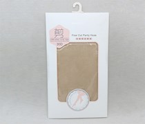 Free Cut Panty Hose,Skinny Color