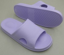 Women's Slippers, Purple
