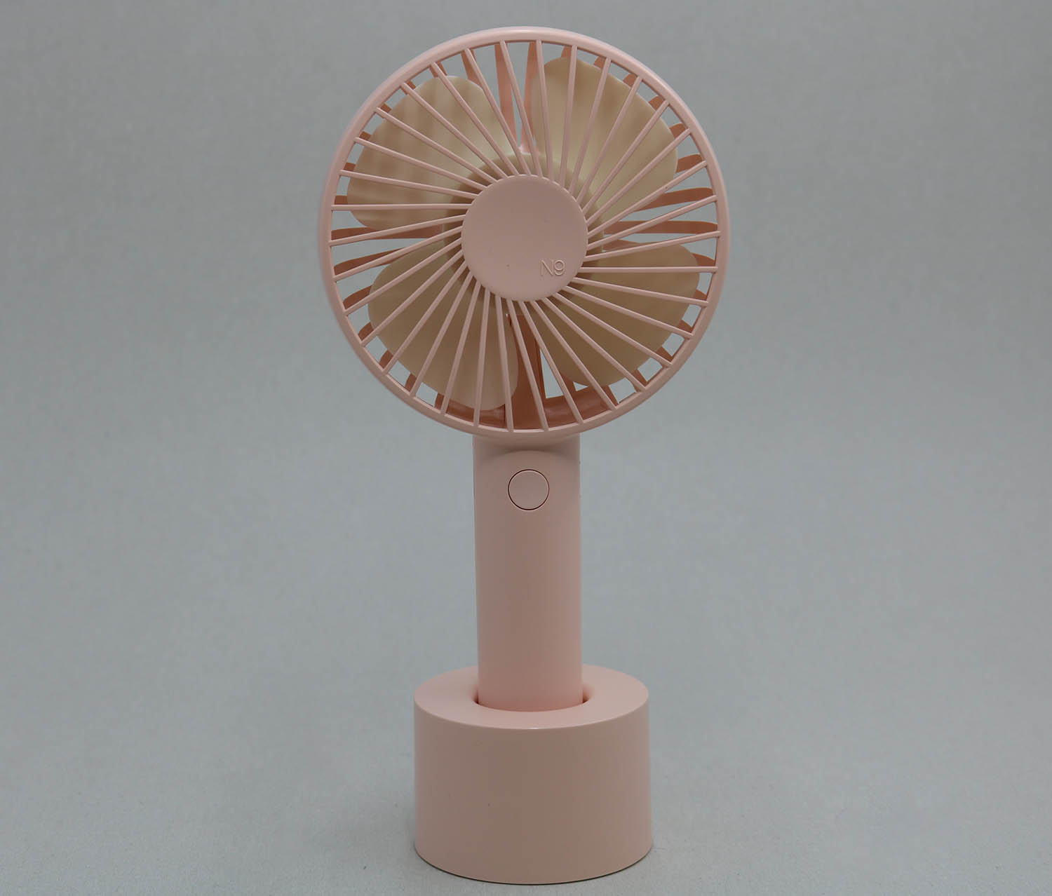 Handheld Electric Fan, Pink