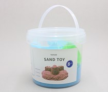 Sand Toy, Blue/Lime Green