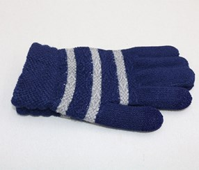Women's Gloves, Navy