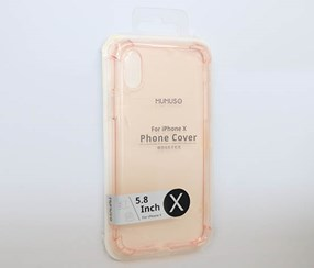 Shock-Proof Phone Cover For Iphne x, Pink