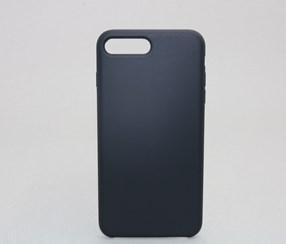 Sillicone Phone Cover For Iphone 7/8 Plus, Black