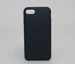 Silicone Phone Cover For Iphone 7/8, Black