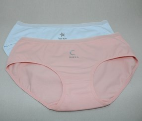Women's Underwear 2 Pack, Blue/Pink