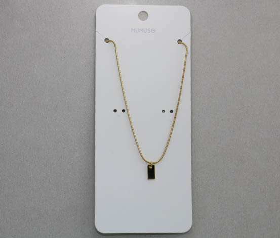 Women's Necklace, Gold