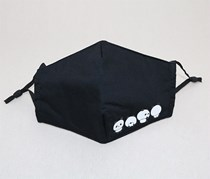 Anti Smog Mask, Black
