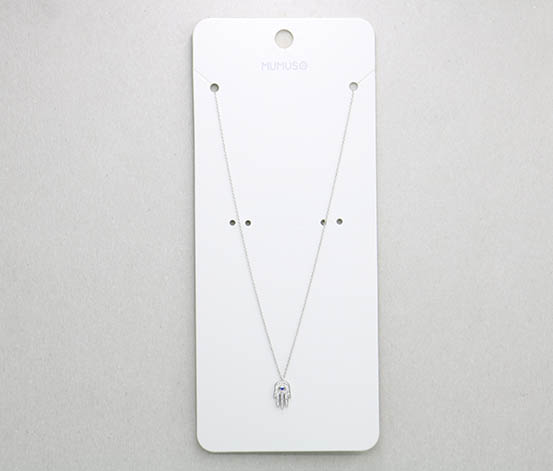 Women's Necklace, Silver
