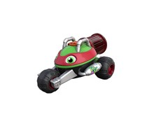 Kids Boys Raphael Shell Former Toys, Red/Lime