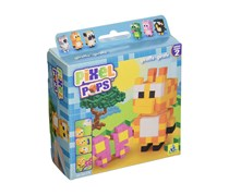 The Orb Factory Pixel Pops Giraffe, Yellow Combo
