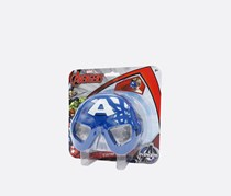 Marvel Avengers Captain Amarica Kids Swim Mask, Blue